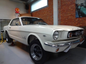Ford Mustang 289 Coupé 1965