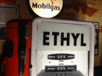 Mobilgaz Fuel Pump