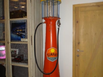Sunray Gasoline Fuel Pump