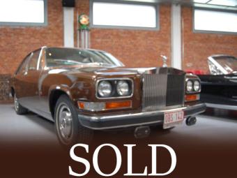 Rolls-Royce Camargue 1977